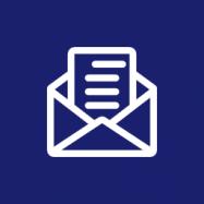 Briefontwerpen met gegevens velden